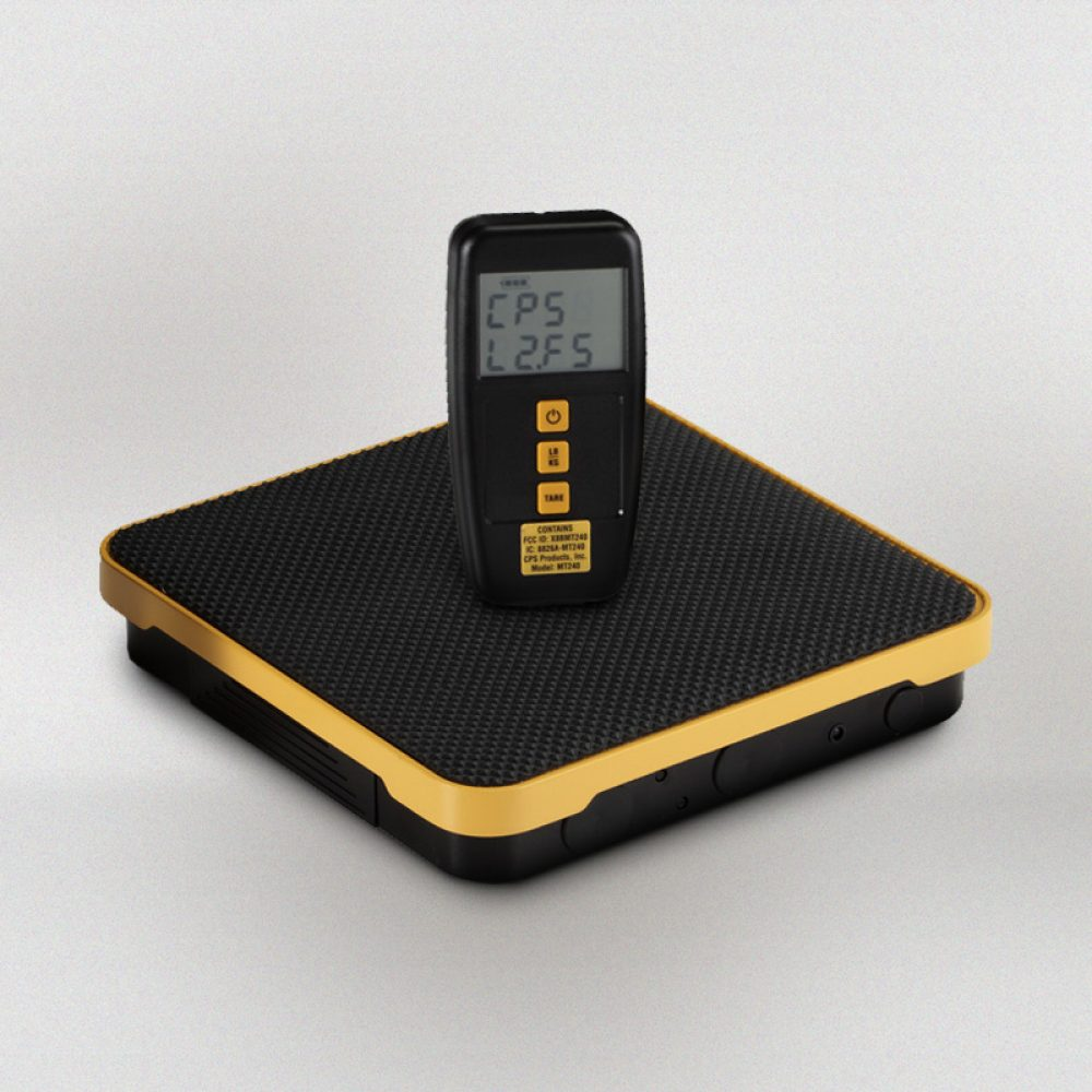 CC240RF Wireless Charging Scales CPS